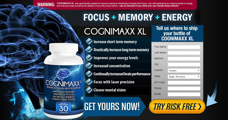 cognimaxx xl discount